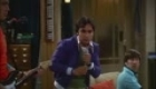 Big Bang Theory - RAJ Singing