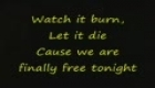 Boys like girls-gr8 escape lyrics