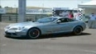 Corvette ZR1 vs. McLaren Mercedes SLR 722