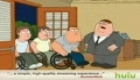 Family Guy - No Legs, No Service