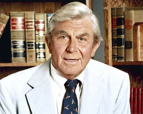 Andy Griffith - Benjamin Matlock