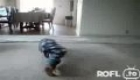 Mali breakdancer