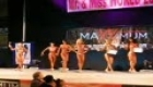 Miss Fitness (Podelitev)  Mr. & Miss World IBFA 2008