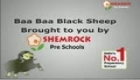 Nursery Rhymes Baa Baa Black Sheep Songs with lyrics.