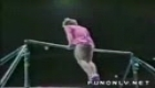 really good gymnast