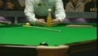 Snooker trick