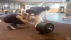 Sports overlimit 12 Deadlift attempt270 kg by Viktor Rajhart