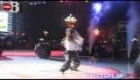 Super 7 And 5 Years Old Chinese Dancer
