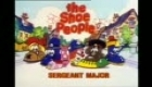 The Shoe People - Sergeant Major