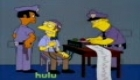 The Simpsons - Lie Detector