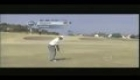 tiger woods sinks 205 yard shot