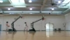top Basketball Trick Shots
