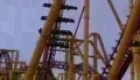 X Roller Coaster at Six Flags Magic Mountain