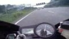 YAMAHA R1 Not too slow... 300km h