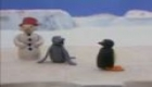 007 Pingu Plays Fish Tennis