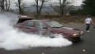 Alfa Romeo 155 BURNOUT 1