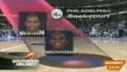 Allen Iverson 26pts vs L.Sprewell 39pts Warriors 9697 NBA