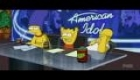 American idol Simpsons