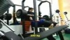 Bench Training: 190, 195, 200, 210