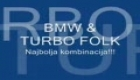 BMW  &  Turbo folk !