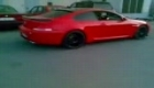 BMW M6 HELL Rot