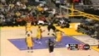 Bynum dunk on Shaq easy