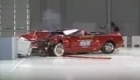 Crash test: Ford Mustang