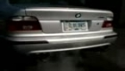 e39 BMW M5 - Magnaflow exhaust without resonator.