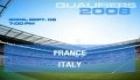 EURO 2008 Qualifier France - Italy