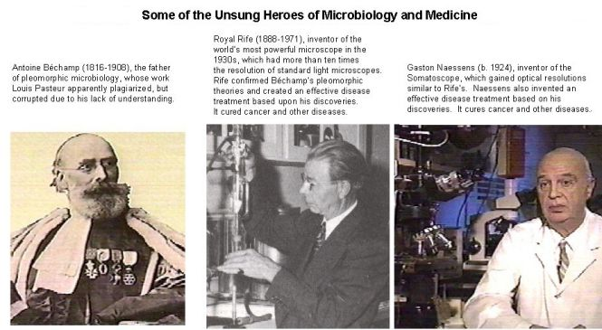 Some of the Unsung Heroes of Microbiology and medicine