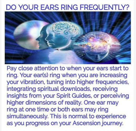 DO YOUR EARS RING FREQUENTLY?