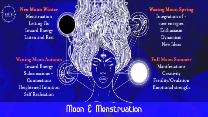 Moon & Menstruation