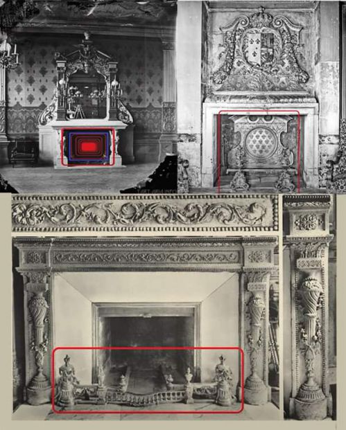 Tartarian Fireplaces And Chimneys