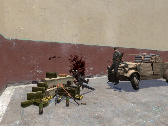 Day Of Deafeat in Garry's mod