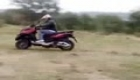Gilera Fuoco Cross Test