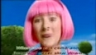 LazyTown-Playing on the playground