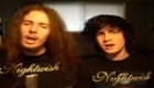 Matt and Josh singing 7 Days to the Wolves by Nightwish