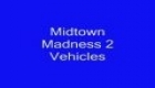Midtown Madness 2 Avtomobili