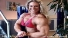 muscle girl-german