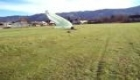 PARAGLIDING CRASH IN SLOVENIA