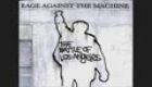 Rage Against The Machine- Voice Of The Voiceless