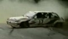 renault 5 turbo alpina in maxi crash