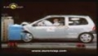 Renault Twingo 2003 Crash test