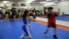 Savate Box trening