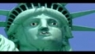 Statue of Liberty Sings Rescue