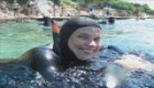 The First Croatian Woman Diver With SCI